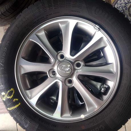 Диски Hyundai 4x100/R14/5.5J/ET47