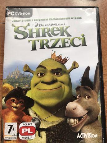 Gra Shrek Trzeci PL