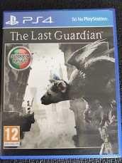 The Last Guardian ps4 dá pra ps5 playstation 4 5 troca retoma