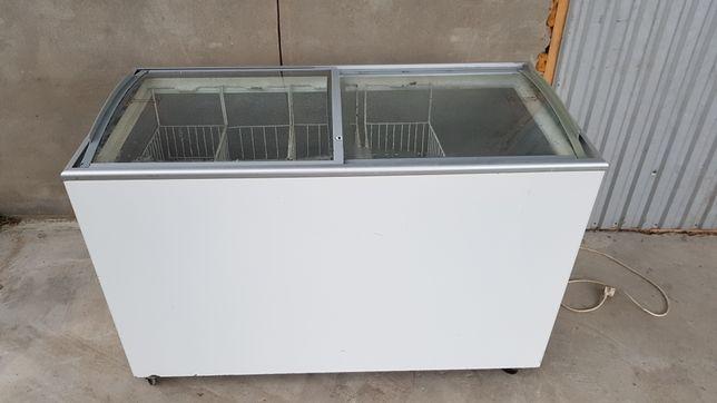 Морозильна камера Вітрина для морозива  Ugur 300л 400л