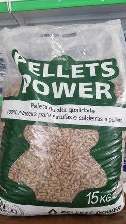 Vendemos Pellets Power alta qualidade !