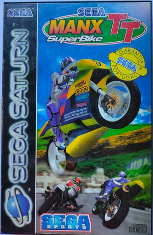 Manx TT Superbike (Sega Saturn)