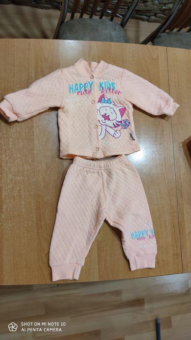 Костюм детский персикового цвета для девочки Мелитополь - изображение 1