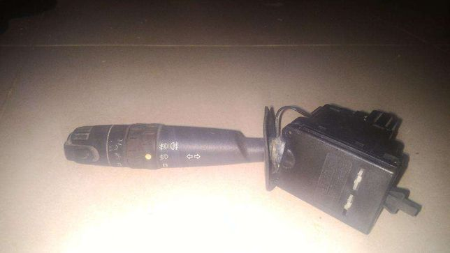 Comando controlador das luzes e buzina peugeot 406