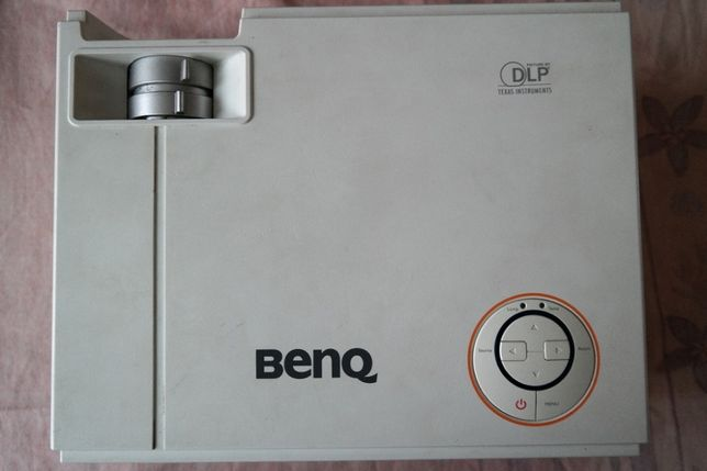 BENQ MP523 projektor DLP 2000 ANSI XGA 1024x768
