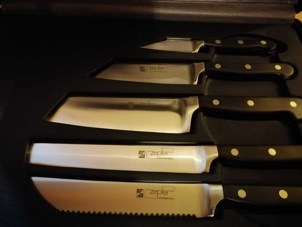 Komplet noży Zepter! NOWE!