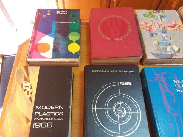 Modern Plastics Encyclopedia-Segredos Plástico!-250€!!!!