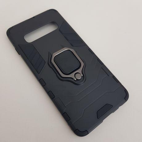 Nova - Capa Samsung Galaxy S10 Military Defender Ring Anti-impacto
