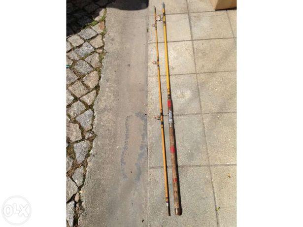 cana de pesca de vibra de vidro