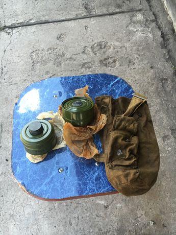 Продам фильтры противогаза новые СССР