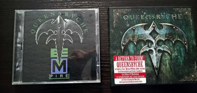 płyty queensryche