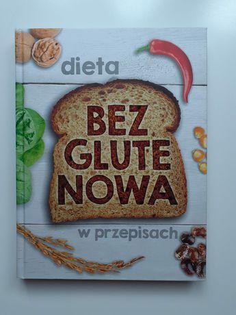 Książka kulinarna - dieta bezglutenowa
