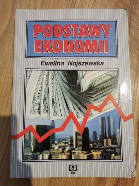 Ewelina Nojszewska Podstawy ekonomii
