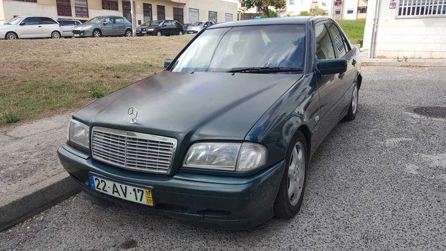 Vendo/Troco Mercedes C220 Sport 1997