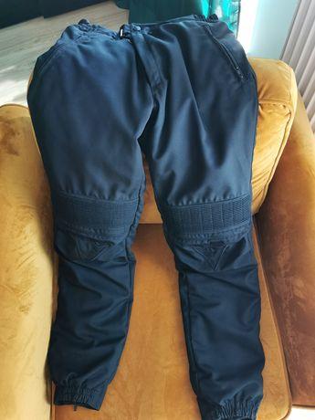 Spodnie tekstylne na motocykl motor DAINESE Jak nowe rozmiar 50 M / L