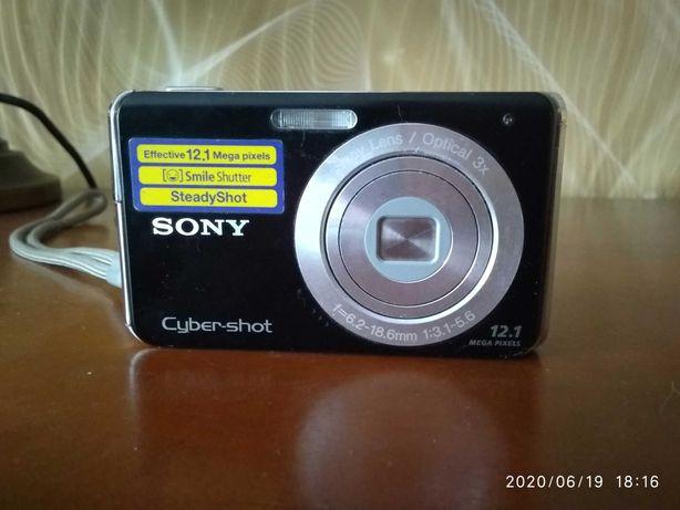 Aparat fotograficzny Sony Cyber-schot 12,1 pikseli