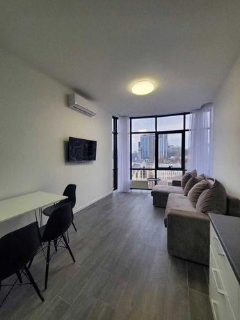 Сдается в аренду 2-к квартира в клубном доме EXON, ул. Олеговская, 3