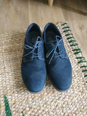 Buty chłopięce skórzane Lasockiego 37
