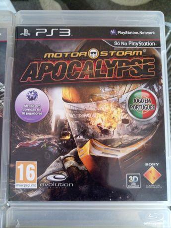 4 Jogos PlayStation 3