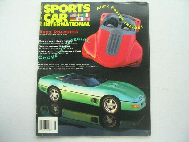 Sports Car International Chevrolet Corvette Stingray