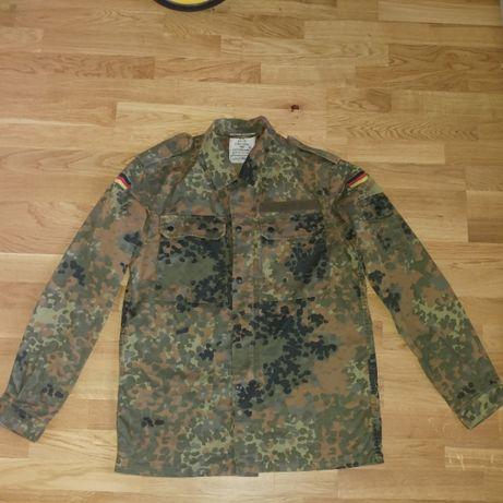 Kurtka moro Bundeswera koszula khaki wojskowa