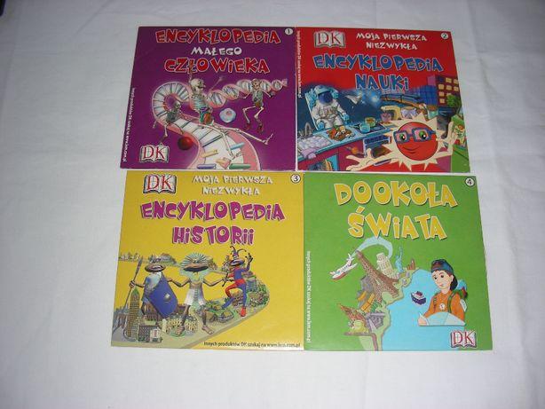 Encyklopedia Nauki, Człowieka, Historii PC 4CD Dla Dzieci