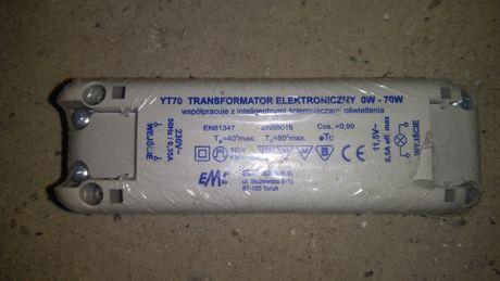 Transformator elektroniczny EMC