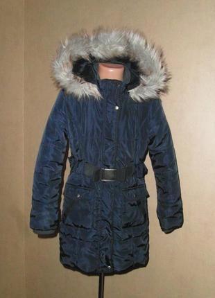 Деми пальто куртка парка jasper conran на 5-6 лет весна-осень
