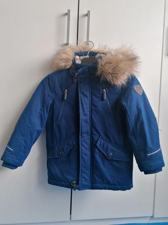 Zimowa kurtka chłopięca 110