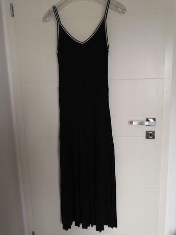 TOP SHOP sukienka dzianinowa plisowana roz. 38