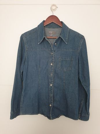 koszula Esprit jeans dżinsowa