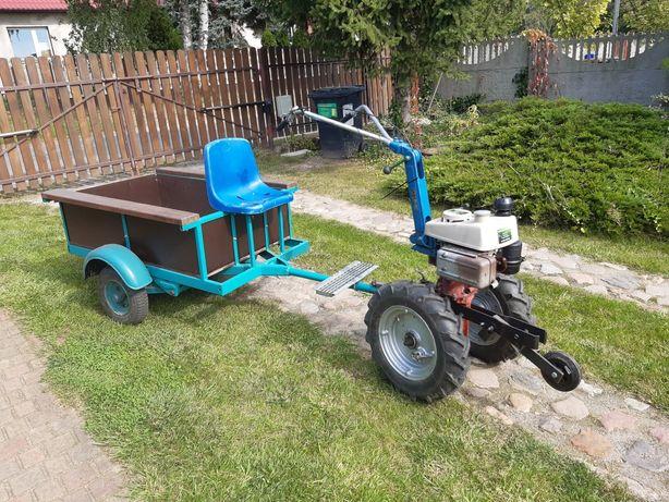 Traktorek Terra vari