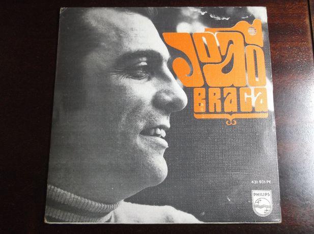 Vinyl vinil João Braga, single MONO # RARO #