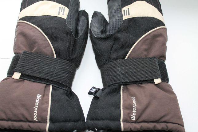 Двупалые перчатки waterproof ( утепленные).
