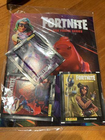 Caderneta Fortnite