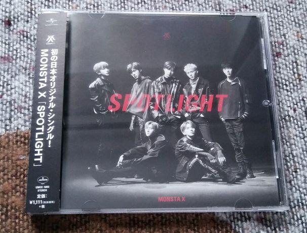 Monsta X album japoński SPOTLIGHT