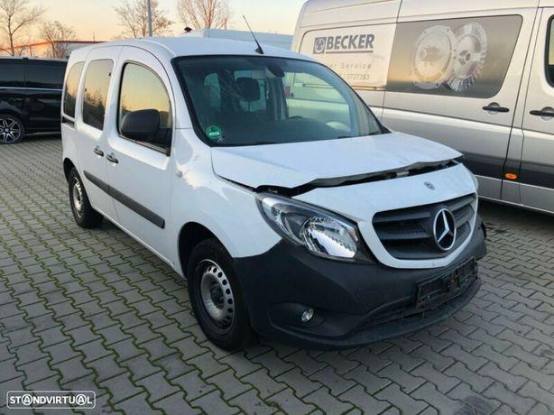 Motor Mercedes A A180 B B180 Citan 111cdi Cla 180cdi 116cv 608.915 608915 Arranque Alternador