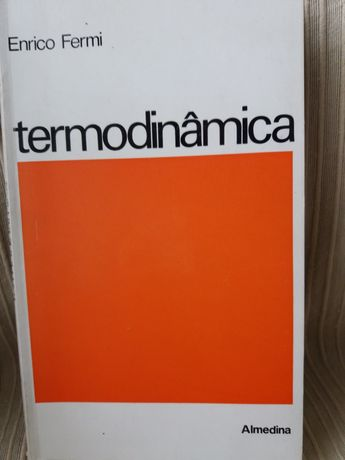 Termodinâmica - Enrico Fermi