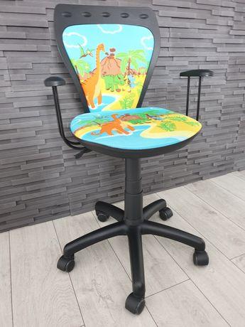 Fotel krzeslo obrotowe dzieciece