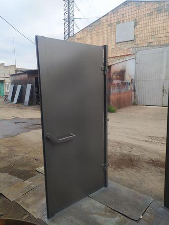 Двері металеві від 2200
