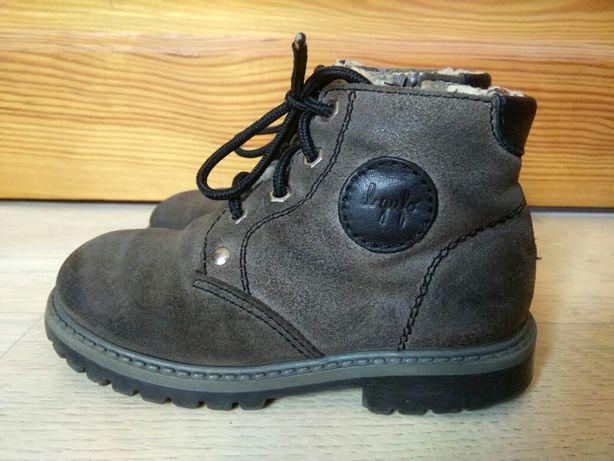Ботиночки зимние 26 размер