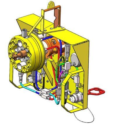 Modelowanie CAD, Analizy MES, Rysunki, Wizualizacje- SolidWorks, Ansys