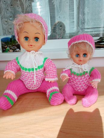 Куклы времен СССР.