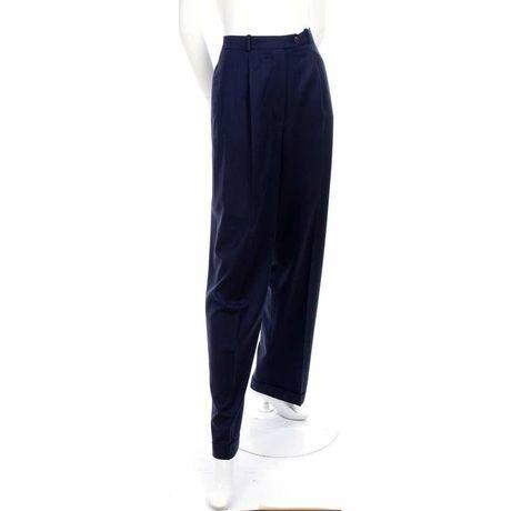 Брюки Hermes Paris оригинал штаны шерсть Hermès