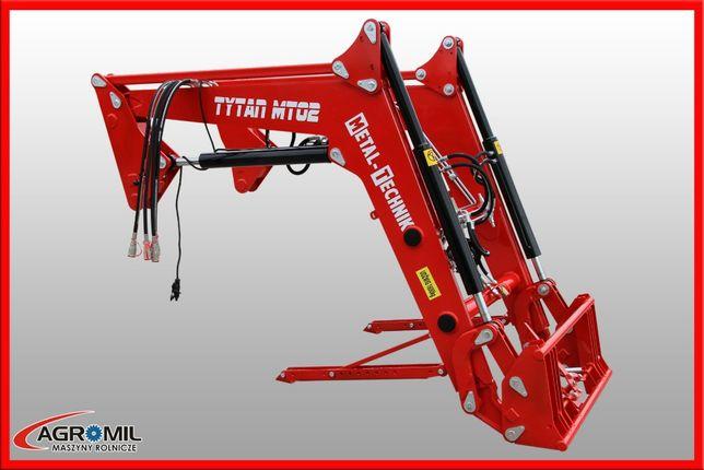 Ładowacz tur tury Mtz 82 Zetor 7245 Ursus 914;385 Metal-Technik GRATIS