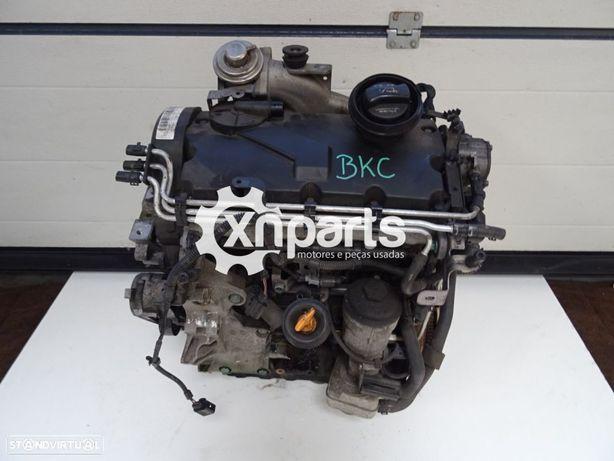 Motor SKODA OCTAVIA II (1Z3) 1.9 TDI | 06.04 - 12.10 Usado REF. BKC