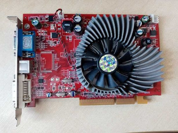 Radeon x1550 VRAM 256mb DDR2