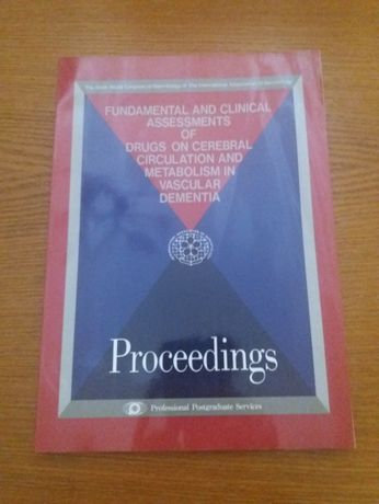 Livro Proceedings Fundamental and Clinical Assessments of Drugs...