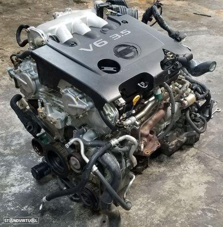 Motor Completo Nissan 350Z 3.5 V6 [ VQ35DE ]