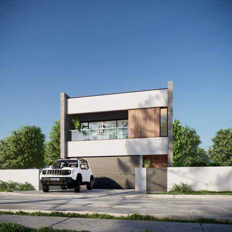 Lote Algarve com projeto aprovado (Permuta)